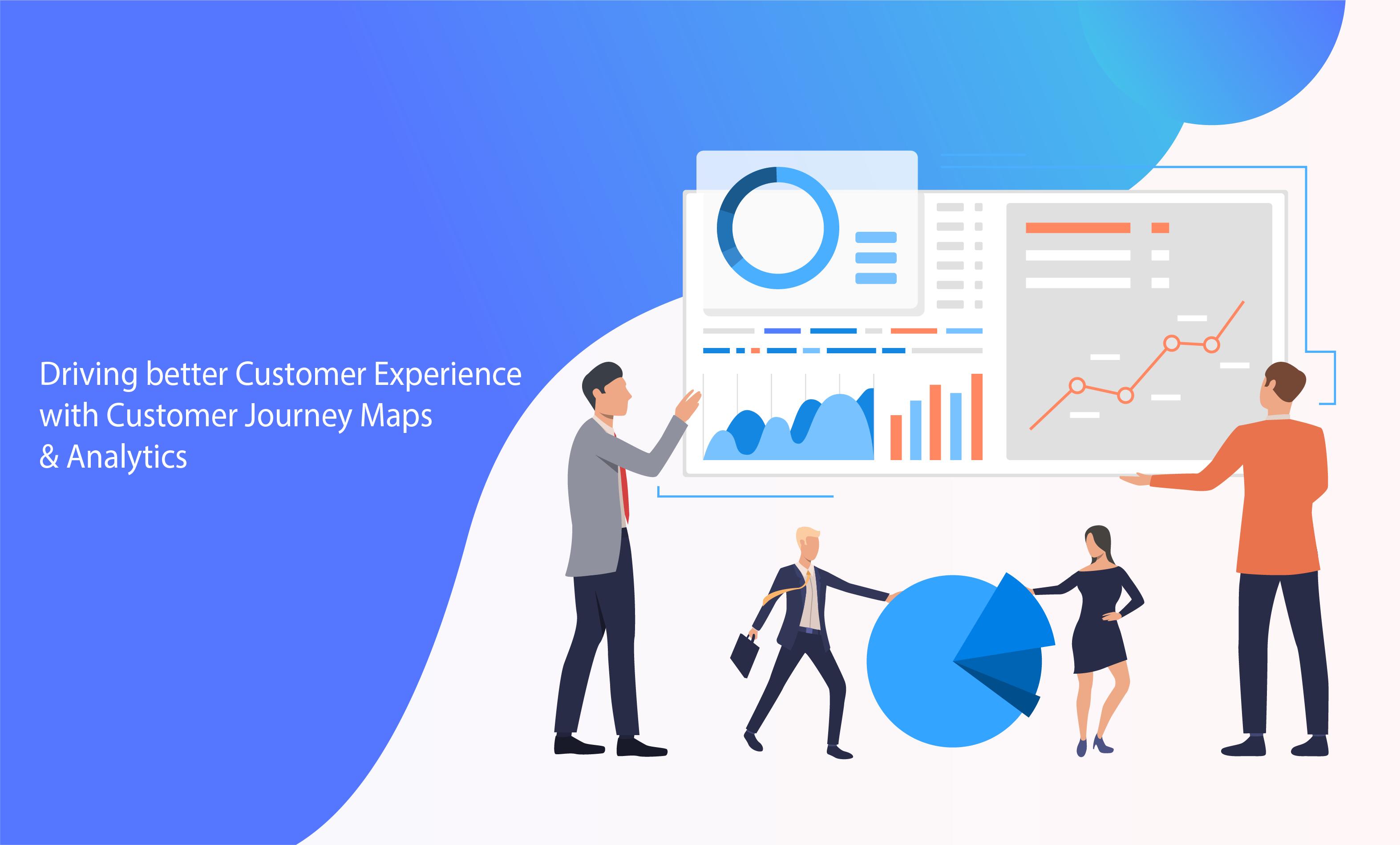 Customer Journey Maps & Analytics