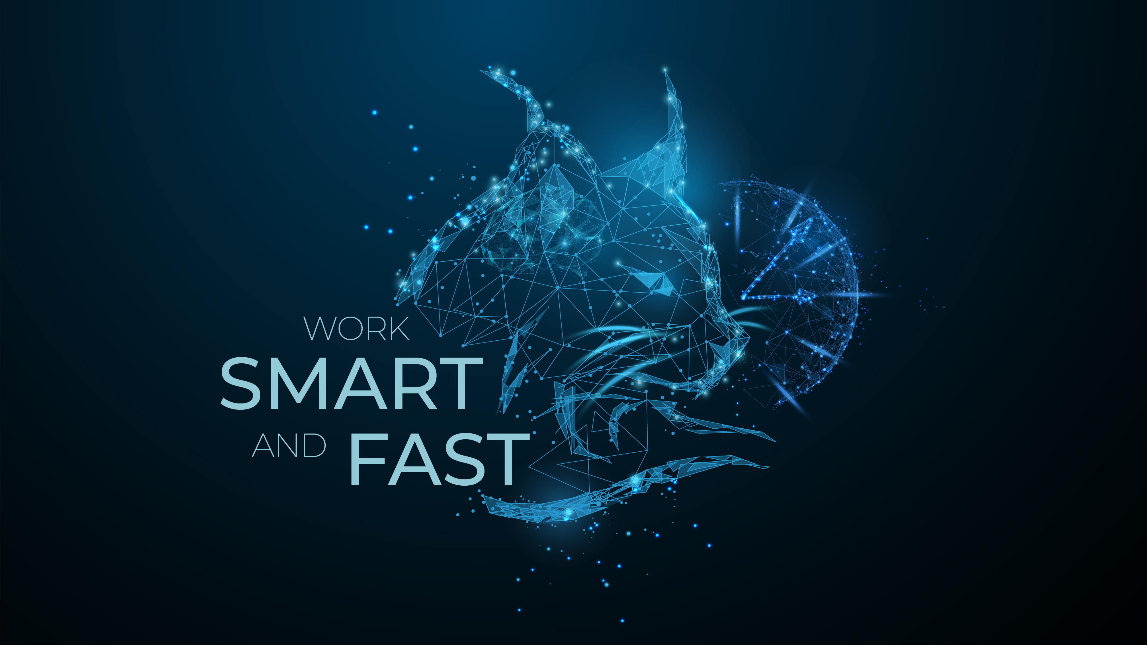 Work Smart And Fast