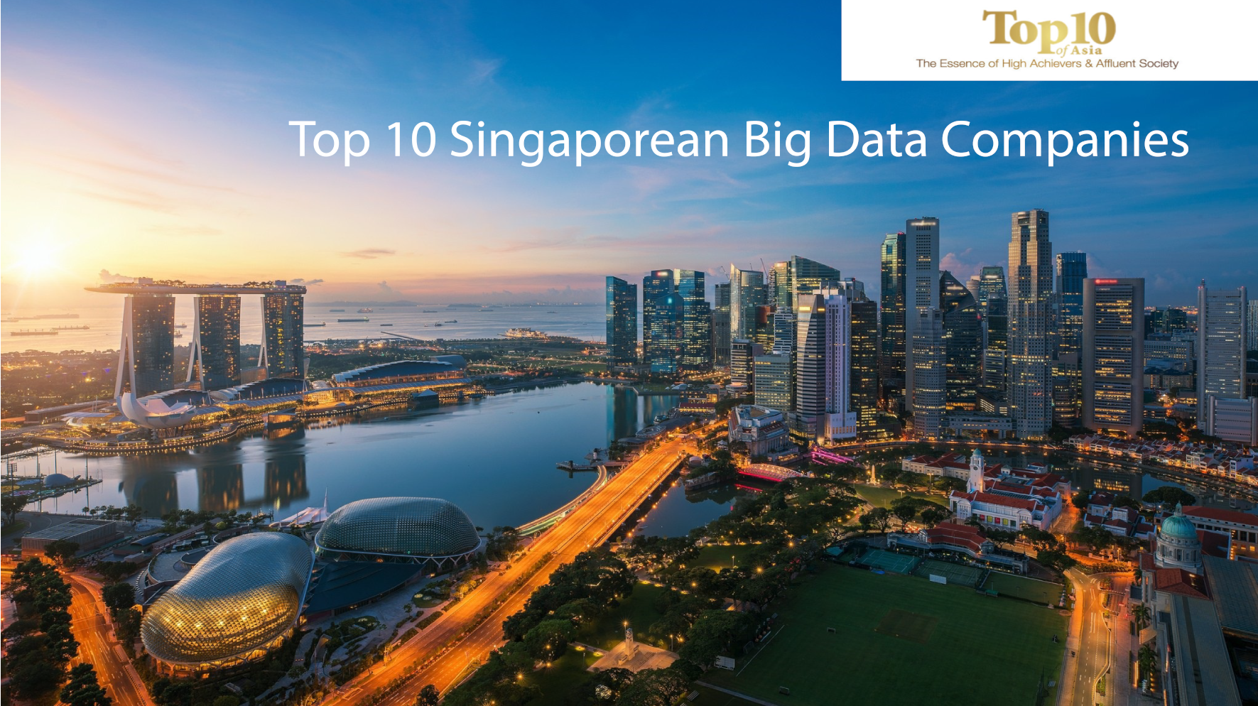 Lynx Analytics named as the Top 10 Data Analytics Companies in Asia